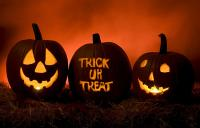 Trick or Treat Pumpkin image